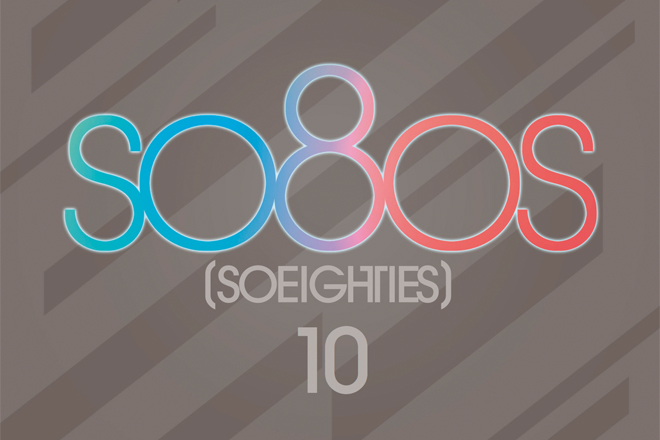 "so8os [soeighties] Vol. 10 - The Finest Collection Of Original Classic 12"" Club & Extended Mixes"