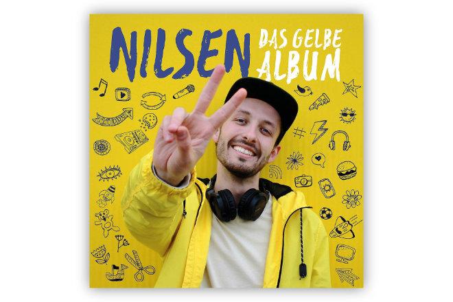 """""""Das gelbe Album"""" von Nilsen ist ab 26.02.2021 erhältlich."""