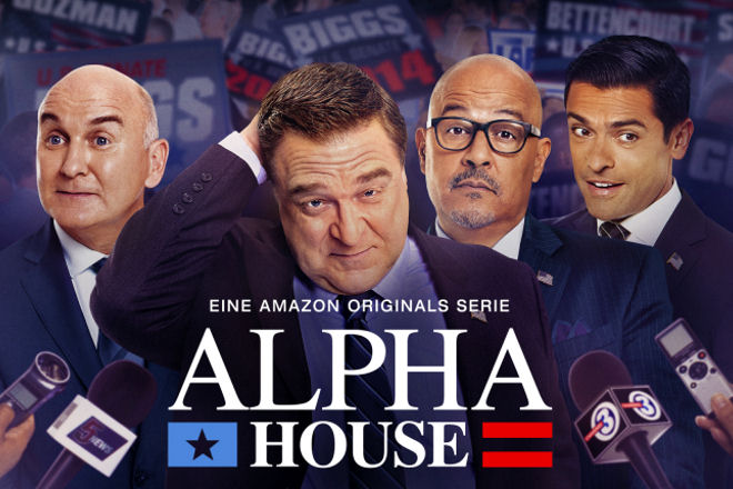 Alpha House - Staffel 2 jetzt in Originalversion bei Prime Instant Video