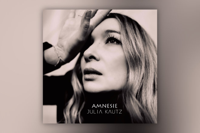 """""""Amnesie"""" ist die vierte Singleauskopplung aus der gleichnamigen EP von Julia Kautz"""