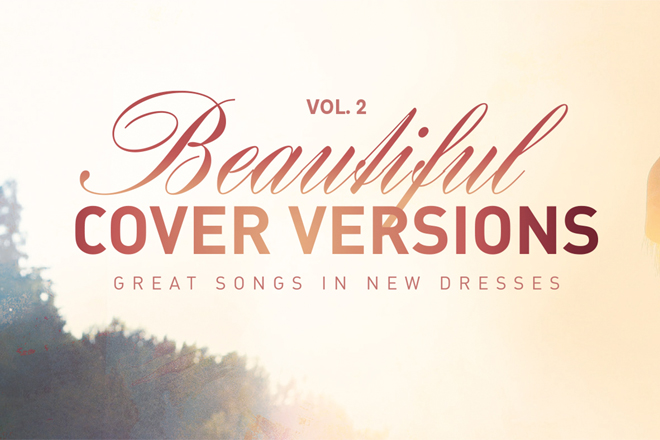 "Bei HappySpots zu gewinnen: 3 Exemplare der Doppel CD ""Beautiful Cover Versions Vol. 2"""