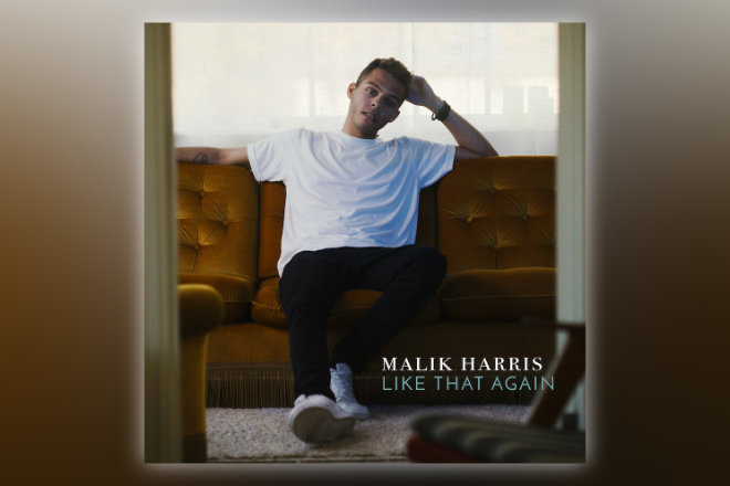 "Dritte Single ""Like That Again"" von Malik Harris"