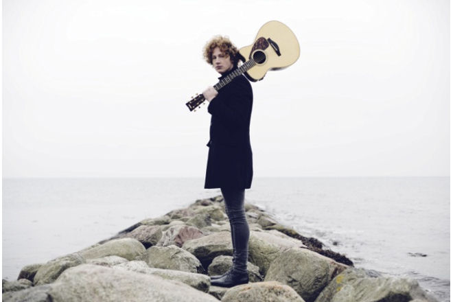 Michael Schulte & Band auf THE ARISING Deutschland Tour 2014