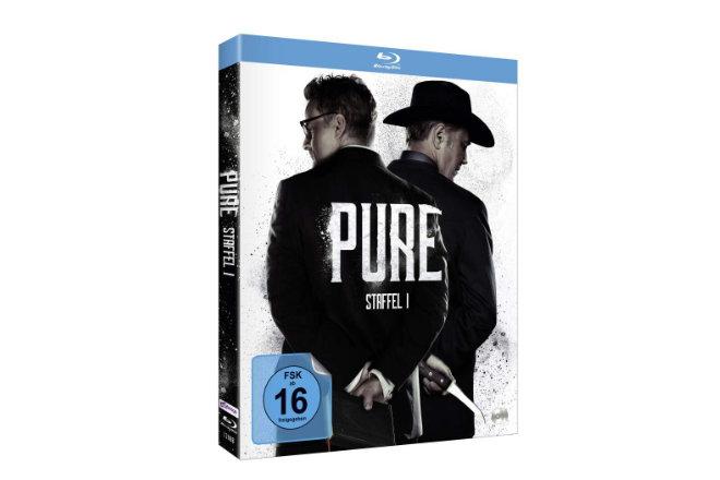 """Die erste Staffel """"Pure"""" ist ab 25.09.2020 auf DVD und Blu-ray erhältlich."""
