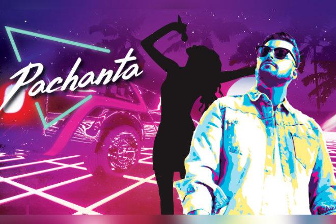 Das Duo Pachanta soll die größten Hits der 80er nun in einem ganz neuen Sound wieder aufleben lassen.