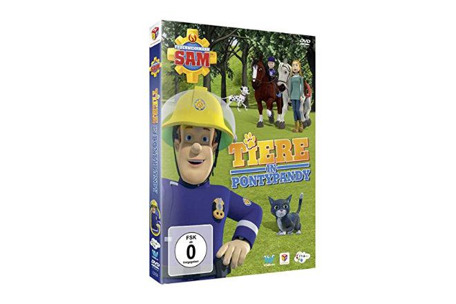 """""""Feuerwehrmann Sam - Tiere in Pontypandy"""" ist ab 30.04.2021 auf DVD und als Hörspiel erhältlich."""