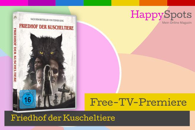 """Die Free-TV-Premiere der Neuverfilmung """"Friedhof der Kuscheltiere"""" läuft am 28.02.2021 um 23.05 Uhr auf ProSieben."""
