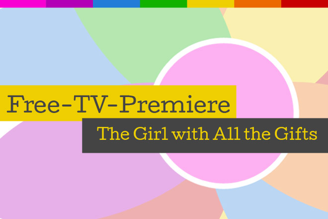 "Die Free-TV-Premiere ""The Girl with All the Gifts"" läuft am 02.02.2019 um 22.50 Uhr bei ProSieben."