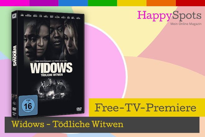 """Die Free-TV-Premiere """"Widows - Tödliche Witwen"""" läuft am 07.03.2021 um 20.15 Uhr auf ProSieben."""