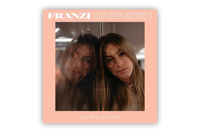 """Die neue Single """"Ich wär so gern"""" von Franzi Harmsen gibt es ab sofort überall zu hören."""