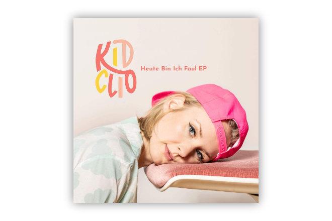 """Die EP """"Heute Bin Ich Faul EP"""" von KID CLIO ist ab 04.12.2020 erhältlich."""