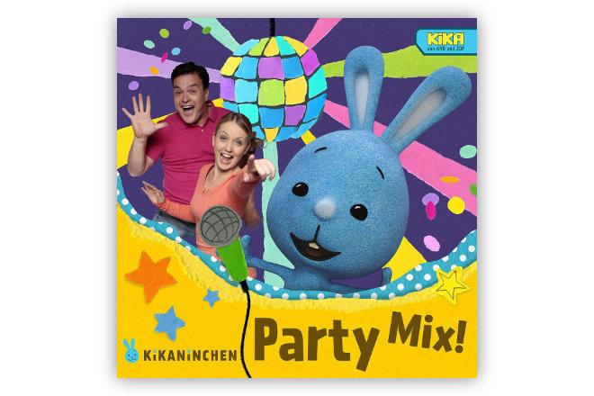 """Der """"Kikaninchen Party Mix!"""" ab 05.02.2021 erhältlich."""