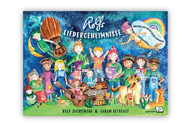 """""""Rolfs Liedergeheimnisse"""" erscheint am 01.03.2021 in zwei Versionen im Handel."""