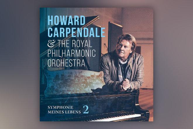 """Das neue Album """"Die Symphonie meines Lebens 2"""" von Howard Carpendale erscheint am 23.10.2020."""
