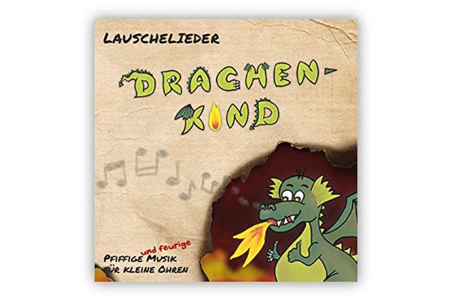 """Das neue Album """"Drachenkind"""" von Lauschelieder ist ab sofort erhältlich."""