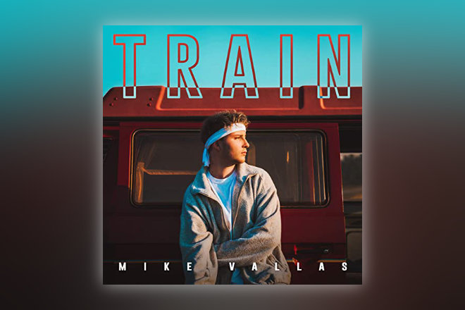 """Mit """"Train"""" legt Mike Vallas einen eindringlich-melancholischen und zugleich tanzbaren Ohrwurm für einen stimmungsvollen Herbst vor."""