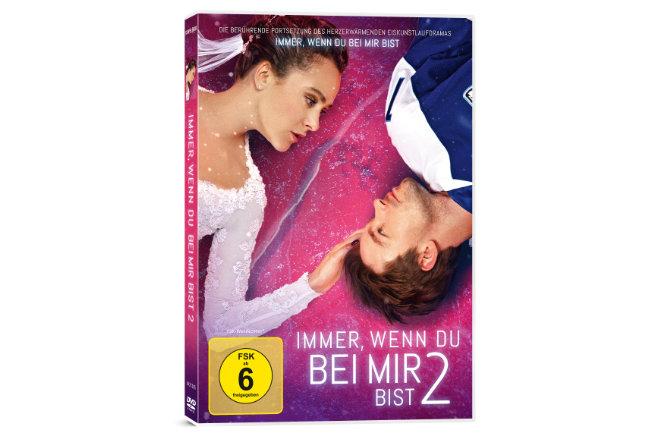 """""""Immer, wenn du bei mir bist 2"""" ist ab 19.03.02021als DVD erhältlich."""