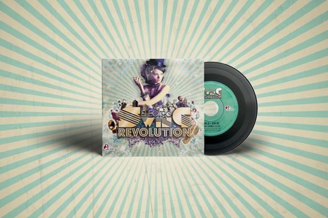 "Swingend ins neue Jahr 2016 mit ""The Electro Swing Revolution Vol. 6"