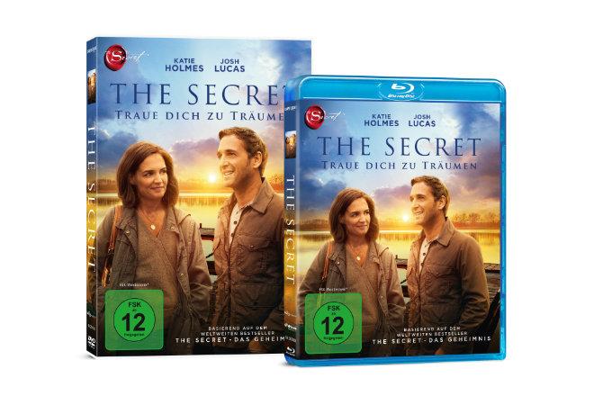 """""""The Secret - Traue dich zu träumen"""" ist ab 04.12.2020 auf DVD, Blu-ray und bereits seit 20. November 2020 digital verfügbar."""