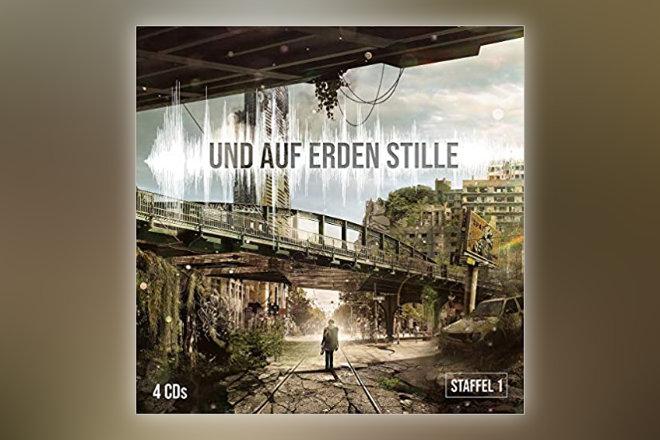 """Die neue Hörspielserie """"Und auf Erden Stille"""" ist ab 29.01.2021 digital als auch als 4.CD-Box erhältlich."""