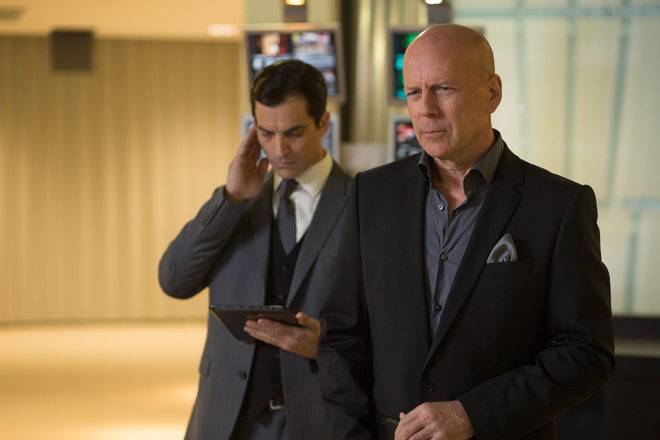Seit 2. Oktober 2015 auf DVD, Blu-Ray und als Video on Demand: VICE mit Bruce Willis