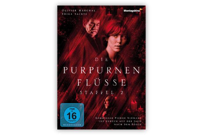 """Edel Motion veröffentlicht am 04.12.2020 """"Die purpurnen Flüsse - Staffel 2"""" auf BD und DVD."""